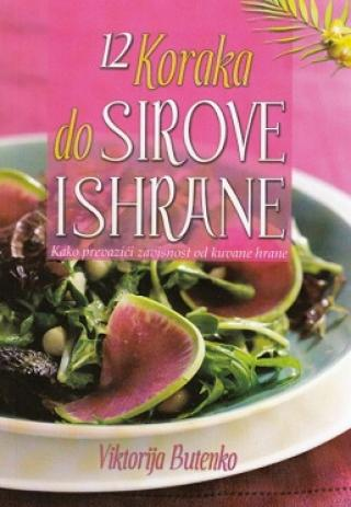 12 koraka do sirove ishrane