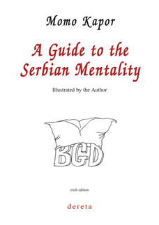 a guide to the serbian mentality sedmo izdanje