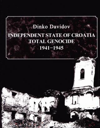 independent state of croatia total genocide, 1941 1945